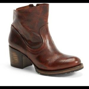 Freebird Flint Leather Ankle Boots